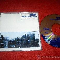 CDs de Música: HIPPALY EL SURCO RESPONDE AL SILENCIO CD 1997 HIP HOP RAP. Lote 29497226