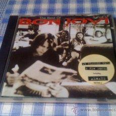 CDs de Música: BON JOVI - 1994 - CROSSROAD THE BEST OF - CD ÁLBUM HARD ROCK POP. Lote 29677844