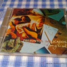 CDs de Música: PRESUNTOS IMPLICADOS - 1994 - EL PAN Y LA SAL - CD ÁLBUM ROCK BLUES POP. Lote 29677845
