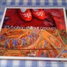 CDs de Música: RECOPILACIÓN DE EL PAÍS - 2008 - 23/ BALKAN CHILLOUT GROOVES - CD ALBUM MÚSICA BALCÁNICA. Lote 29677868