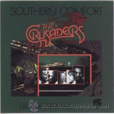 CDs de Música: THE CRUSADERS - SOUTHERN CONFORT - 1974 - DIGITAL MASTER - ABC RECORDS - NUEVO 1 SOLO USO. Lote 29556853