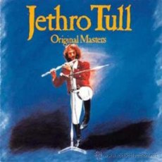 CDs de Música: JETHRO TULL - ORIGINAL MASTERS - GRANDES EXITOS 1985 - CHRYSALIS - AQUALUNG/THICK AS A BRICK. Lote 198359158