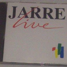 CDs de Música: CD DE JARRE LIVE. Lote 29732491