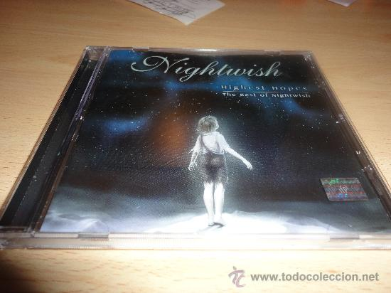 CDs de Música: NIGHTWISH THE BEST OF NINGHTWISH HIGHEST HOPES - Foto 3 - 29744316