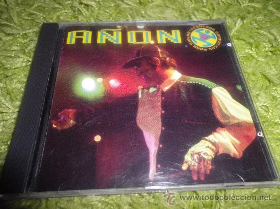 ALBERTO AÑON PEQUEÑAS SORPRESAS PARA BAILAR CD ALBUM 5 TEMAS MUSICA DANCE DISCO AÑO 1991 (Música - CD's Disco y Dance)
