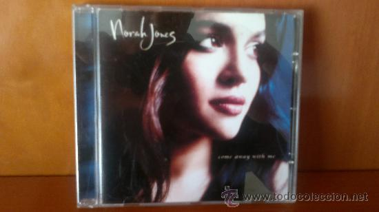 NORAH JONES - COME AWAY WITH ME (Música - CD's New age)