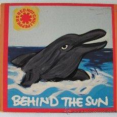 CDs de Música: RED HOT CHILI PEPPERS - BEHIND THE SUN - RARO CDSINGLE AUSTRALIANO DIGIPACK. Lote 29862241