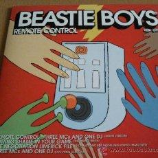 CDs de Música: BEASTIE BOYS REMOTE CONTROL CD 4 TRACKS RARE. Lote 29871298