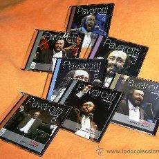 CDs de Música: LUCIANO PAVAROTTI (PER SEMPRE) COLECCIÓN 7 CDS DEL DIARIO PÚBLICO / COMO NUEVOS. Lote 29900117