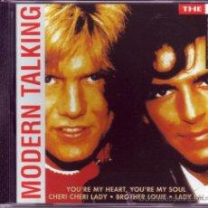 CDs de Música: MODERN TALKING: THE COLLECTION / BMG ARIOLA. 1991 / CD COMO NUEVO.. Lote 29902844