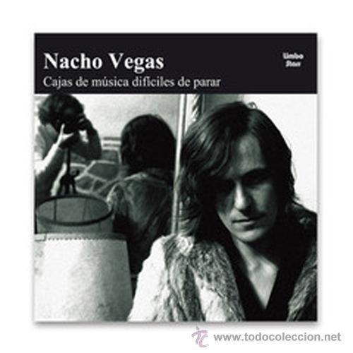 2CD NACHO VEGAS CAJAS DE MUSICA DIFICILES DE PARAR (Música - CD's Pop)