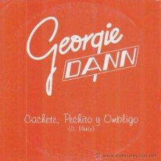 CDs de Música: GEORGIE DANN-CACHETE, PECHITO Y OMBLIGO CDSINGLE 1996 SPAIN. Lote 29975247