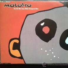 CDs de Música: MOLOKO - FUN FOR ME - MAXI SINGLE 4 TEMAS. Lote 30017636