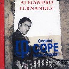 CDs de Música: ALEJANDRO FERNANDEZ. QUE SEAS MUY FELIZ. PROMO CD. Lote 30055212