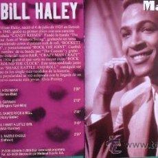 CDs de Música: 2 CD'S UNO DE BILL HALLEY Y OTRO DE MARVIN GAYE, CON SUS MEJORES EXITOS. Lote 30081464