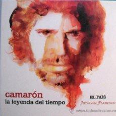 CDs de Música: CD DE EL CAMARON DE LA ISLA, CON UN LIBRITO DE LA COLECCION EL PAIS JOYAS DEL FLAMENCO. Lote 30087630