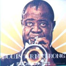 """CDs de Música: CD DE LOUIS ARMSTRONG """"SATCHMOS HITS"""" 16 MAGNIFICOS TEMAS. Lote 30089116"""