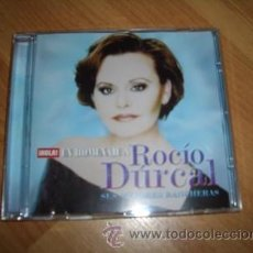 CDs de Música: ROCIO DURCAL - HOMENAJE REVISTA HOLA. Lote 30143996