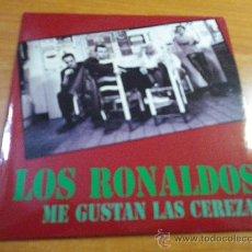 CDs de Música: LOS RONALDOS ME GUSTAN LAS CEREZAS CD SINGLE PROMOCIONAL 1 TEMA AÑO 1996 COQUE MALLA. Lote 30165945