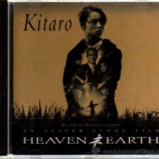 CDs de Música: CD - KITARO - BSO HEAVEN EARTH - 1993 - GEFFEN / WARNER. Lote 30236553