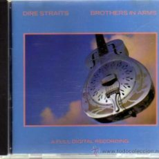 CDs de Música: CD - DIRE STRAITS - BROTHERS IN ARMS - WARNER - 1985. Lote 30236578