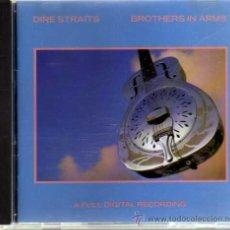 CDs de Música: CD - DIRE STRAITS - BROTHERS IN ARMS - WARNER - 1985. Lote 30236578