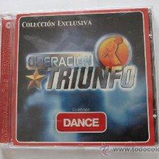 CDs de Música: OPERACIÓN TRIUNFO. COLECCIÓN: DANCE. CD.. Lote 30241634