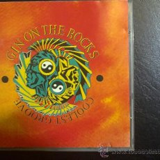 CDs de Música: GIN ON THE ROCKS - COOLEST GROOVE. Lote 30334901