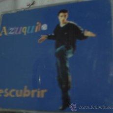 CDs de Música: AZUQUITA / DESCUBRIR (CD SINGLE 2000) PEPETO. Lote 30339580