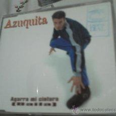 CDs de Música: AZUQUITA-AGARRA MI CINTURA (BAILA) (SINGLE PROMO) PEPETO. Lote 30339606