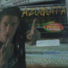 CDs de Música: AZUQUITA EL GORILON CD SINGLE PROMOCIONAL CON LA PORTADA DE PLASTICO REMIXES 4 TEMAS AÑO 2000. Lote 30339643