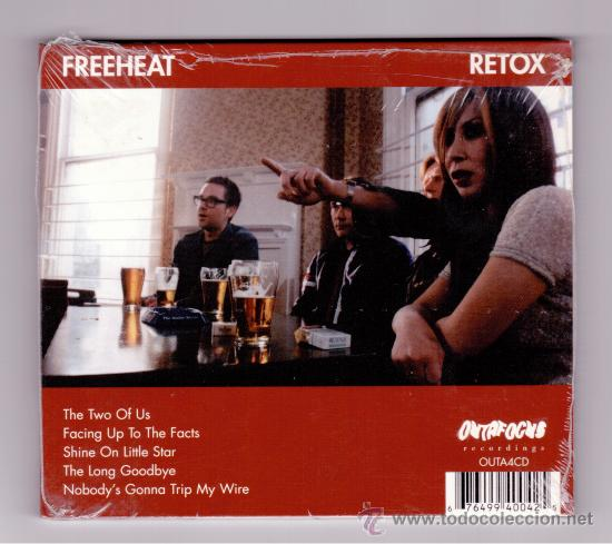 FREEHEAT - RETOX ( JESUS & MARY CHAIN ) (Música - CD's Rock)