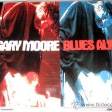 CDs de Música: GARY MOORE - BLUES ALIVE - CD - VIRGIN 1983 HOLLAND - MUY BUEN ESTADO. Lote 30379046
