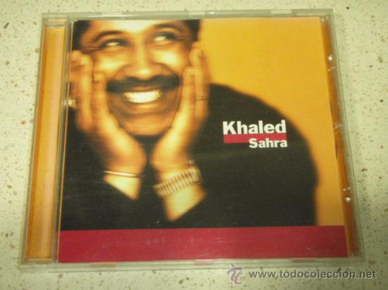 KHALED ' SAHRA ' 1996 CD EMI VIRGIN MUSIC (Música - CD's World Music)