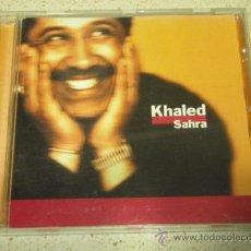 CDs de Música: KHALED ' SAHRA ' 1996 CD EMI VIRGIN MUSIC. Lote 30383934