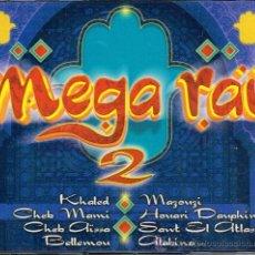 CDs de Música: MEGA RAI 2 - CAJA CON 4 CDS - 2000. Lote 30412292