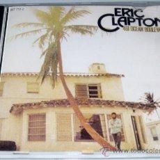 CDs de Música: ERIC CLAPTON - 461 OCEAN BOULEVARD - CD - RSO 1990 SPAIN - COMO NUEVO. Lote 30420696