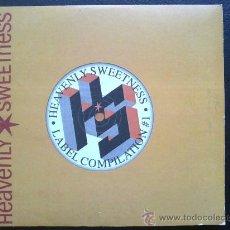 CDs de Música: HEAVENLY SWEETNESS - LABEL COMPILATION. Lote 30407577
