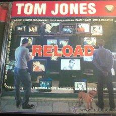 CDs de Música: TOM JONES - RELOAD. Lote 30410054