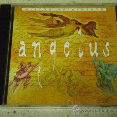 CDs de Música: MILTON NASCIMENTO ' ANGELUS ' CD 1994-GERMANY WARNER BROS. Lote 30411806