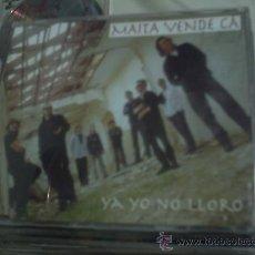 CDs de Música: MAITA VENDE CA YA YO NO LLORO / CD PROMO PEPETO. Lote 30422623