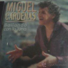 CDs de Música: MIGUEL CARDENAS / BAILANDO CON LA LUNA (CD 2001) PEPETO. Lote 30443990
