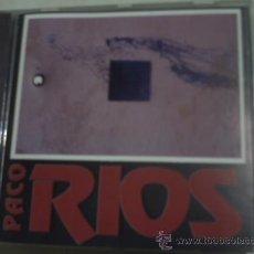 CDs de Música: CD ALBUM / PACO RIOS.. Lote 30452276
