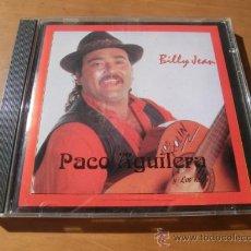 CDs de Música: PACO AGUILERA Y LOS ROLIN - BILLY JEAN. Lote 30561228