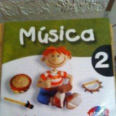 CDs de Música: CD MUSICA 2 EDEBE PRIMARIA. Lote 35717983