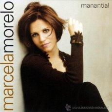 CDs de Música: MARCELA MORELO - MANANTIAL ( CD ). Lote 30621019