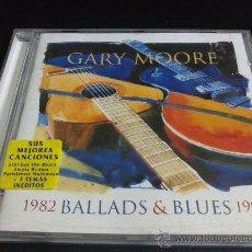 CDs de Música: GARY MOORE - BALLADS & BLUES - CD. Lote 30657750