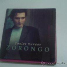 CDs de Música: CARLOS VARGAS ZORONGO /CD SINGLE PROMO PEPETO. Lote 30653177