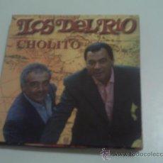 CDs de Música: LOS DEL RIO / CHOLITO (CD SINGLE 1995) PEPETO. Lote 30653759