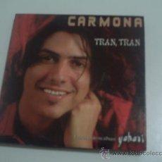 CDs de Música: CARMONA / TRAN, TRAN (CD SINGLE 2002) PEPETO. Lote 30653878
